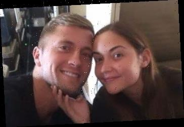 Dan Osborne reveals he's landed back in UK with I'm A Celeb winner Jacqueline Jossa with cute pic from first class – The Sun