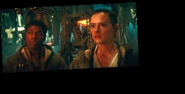 John Boyega Confirms Finn Was Never Going to Tell Rey He Loves Her in 'Rise of Skywalker'