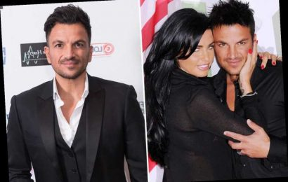Peter Andre says he wishes ex Katie Price 'nothing but the best' as he answers questions about their relationship – The Sun