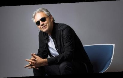 Andrea Bocelli Celebrates Triumphant 2019 With Grammy Nom, Variety Honor