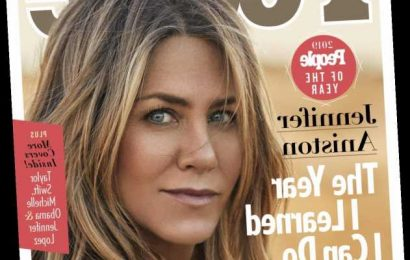 Jennifer Aniston Says This Past Year Has Taught Her 'How Much I'm Capable Of'