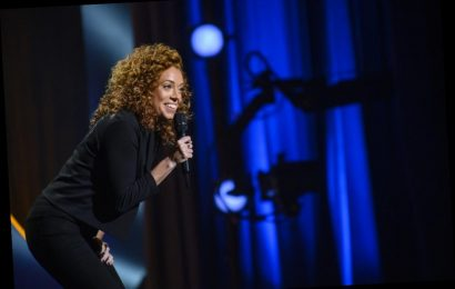 Michelle Wolf's 'Joke Show' Offers A Liberal Critique Of Outrage Culture