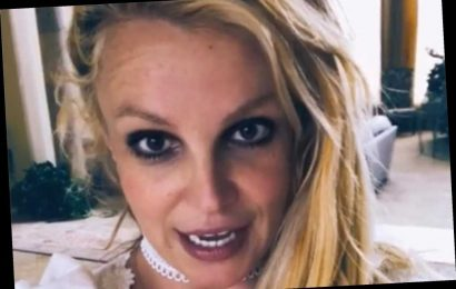 Britney Spears calls out trolls who write 'mean' comments and 'bully people' on her Instagram