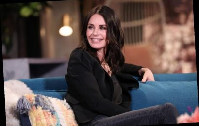 Fans Think Courteney Cox Looks Just Like Caitlyn Jenner, 'Friends' Star Admits 'I Can See It'