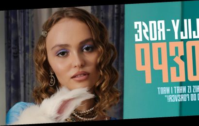 Lily-Rose Depp Wants People to Think She's 'Boring'