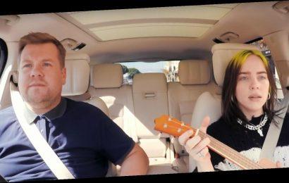 Billie Eilish Talks Meeting Justin Bieber in 'Carpool Karaoke' Video – Watch!