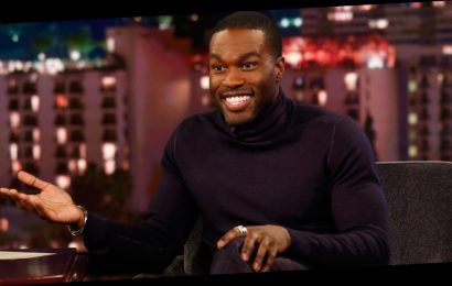 Yahya Abdul-Mateen II Reveals 'No One' Told Him He Was Going To Be Naked in 'Watchmen'!