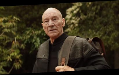 Star Trek: Picard renewed for second series before even launching on Amazon Prime – The Sun