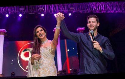 Priyanka Chopra Jonas and Nick Jonas to Produce New Series Inspired by Their Pre-Wedding Sangeet