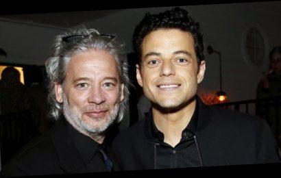Rami Malek Is All Smiles With Director Dexter Fletcher at 'Rocketman' Screening