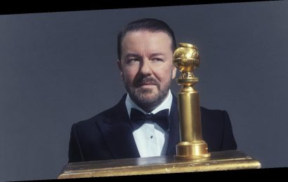 Ricky Gervais Comes Up with a Golden Globes 2020 Drinking Game