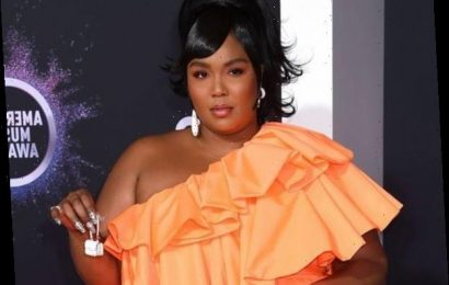 Lizzo Goes Completely Naked For NSFW, At Home Photoshoot