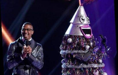 The Masked Singer Unmasks the Tree