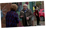 Coronation Street fans thrilled as Norris Cole finally returns ahead of Rita's heartbreaking Christmas storyline