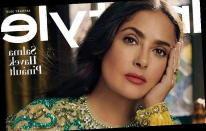 Here's Why Salma Hayek Forwent Lip Injections for 'Like A Boss'
