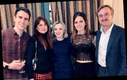 'Harry Potter' Cast Reunite to Give Fans Best Christmas Present – See the Pic