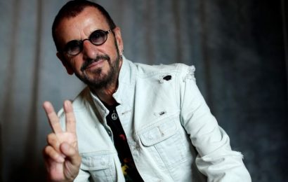 Want to own parking ticket issued to former Beatle Ringo Starr? It is up for auction