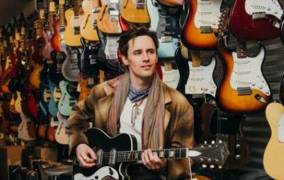 Reeve Carney's Week: Pedal Boards and Peloton Ads