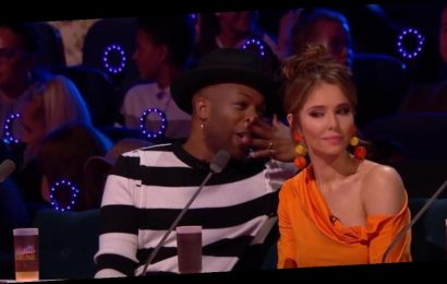 Cheryl horrified as Todrick Hall makes brutal Liam Payne dig on Greatest Dancer