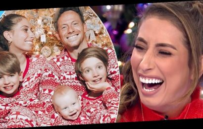 Stacey Solomon hilariously forgets how many children she has in Loose Women blunder
