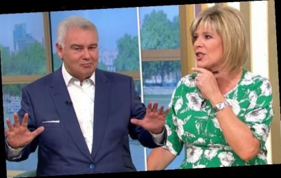Eamonn Holmes: 'Are we about to be chopped?' This Morning host addresses leaving show