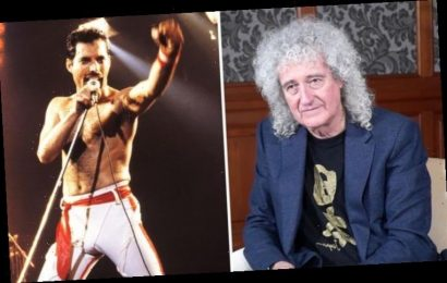 Queen's Brian May: 'Freddie Mercury is ALWAYS with us, but I'm sad he's not here' – WATCH
