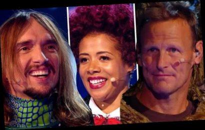 The Masked Singer: 'We weren't allowed' Axed star reveals secret backstage ban