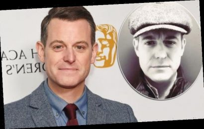 Matt Baker: The One Show host channels Peaky Blinders after BBC dressing room discovery