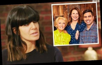 'This is Never going to work' Claudia Winkleman hits out at Best Home Cook co-stars