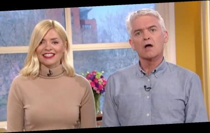 Holly Willoughby posts cryptic New Year's message after Phillip Schofield 'feud'