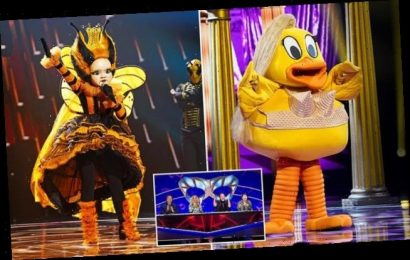 BEVERLEY TURNER gives her view on ITV's new show The Masked Singer