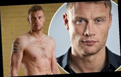 Freddie Flintoff is 'set to confront his bulimia in new documentary'