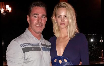 RHOC's Meghan King Edmonds reveals husband Jim ran off with girl they had a threesome with – The Sun