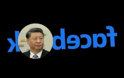 Facebook Translation Mistakenly Calls Chinese Leader 'Mr S—hole'