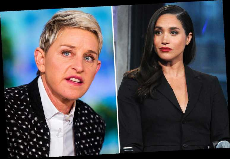Harry and Meghan are NOT doing Ellen DeGeneres interview, royal source says, after sit-down rumors fly – The Sun