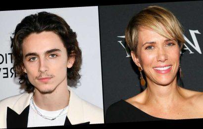 Kristen Wiig, Timothee Chalamet, More Stars Added to Oscars Presenters List