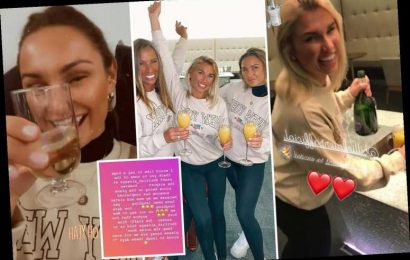 Billie Faiers and sister Sam spark complaints on boozy first class flight to NYC as star lashes out at plane staff – The Sun