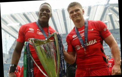 Saracens stars to be poached by moneybags French clubs after Premiership side break salary cap rules again – The Sun