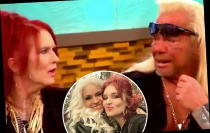 Dog the Bounty Hunter PROPOSES to new girlfriend Moon just seven months after wife Beth's death in Dr. Oz interview – The Sun
