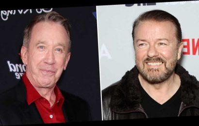 Ricky Gervais Regrets His Golden Globes Tim Allen Joke