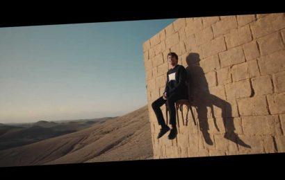 Watch Louis Tomlinson Stage Desert Concert in 'Walls' Video