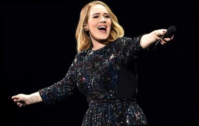 Adele accused of looking 'too skinny' in photos with Harry Styles