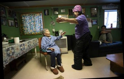 90-year-old Alaskan Native woman is 1st counted in US Census