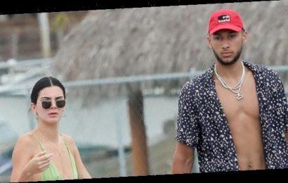 Ben Simmons Gushes Over Ex Kendall Jenner On Instagram & Further Ignites Rekindled Romance Rumors