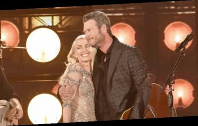 Gwen Stefani & Blake Shelton Kiss, Cuddle & Serenade One Another In 'Nobody But You' Video