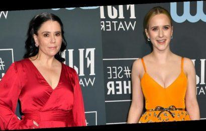 Rachel Brosnahan & 'Maisel' Cast Step Out for Critics' Choice Awards 2020!