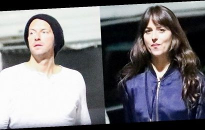 Dakota Johnson Supports Boyfriend Chris Martin at ALTer Ego Fest 2020