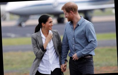 Prince Harry and Meghan Markle offer to pay for security … if they're in the money