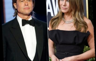Jennifer Aniston: I'm Team Brad Pitt, Baby!