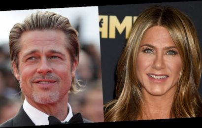 Jennifer Aniston Reacts to the Public's Fascination with Her & Brad Pitt's Current Relationship